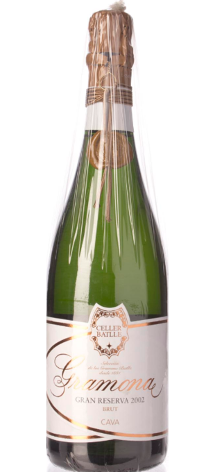 Celler Battle Gran Reserva Brut 2004