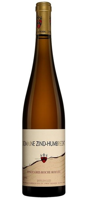 Pinot Gris Roche Roulée 2017